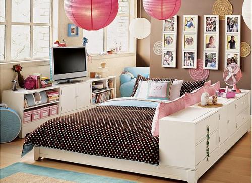 Dicas de quadros para quarto de menina adolescente