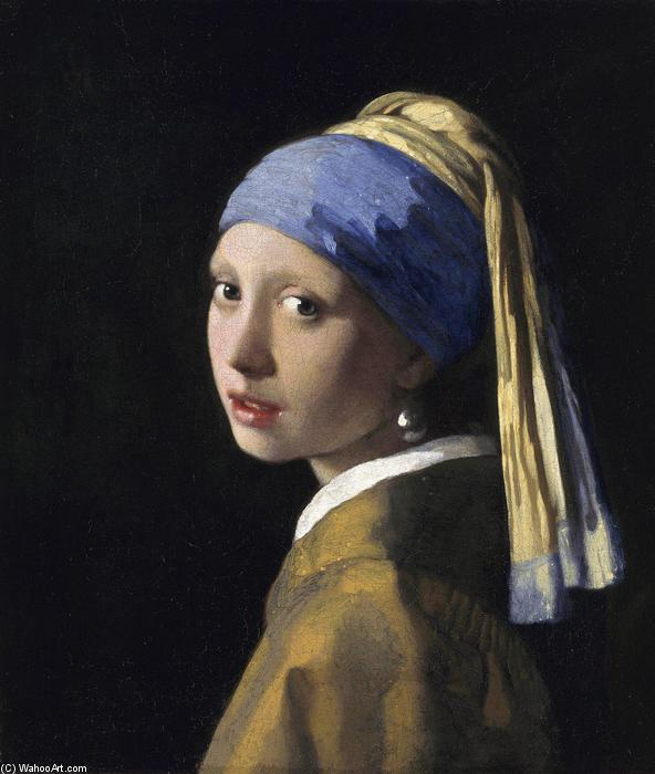 Jan-Vermeer-The-Girl-with-a-Pearl-Earring