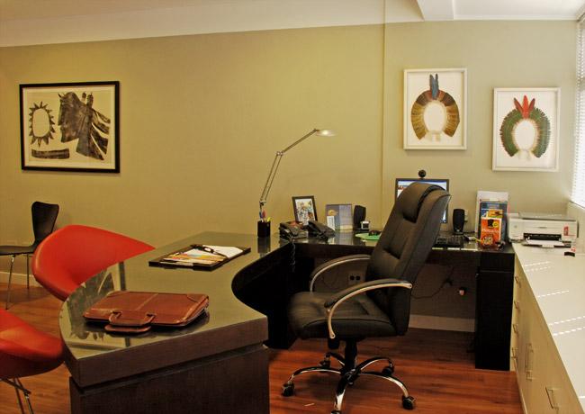 Quadros decorativos para escritórios