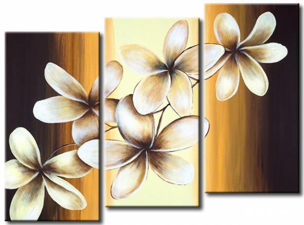 Kits de quadros na decoração – conjuntos de vários quadros que formam uma só imagem