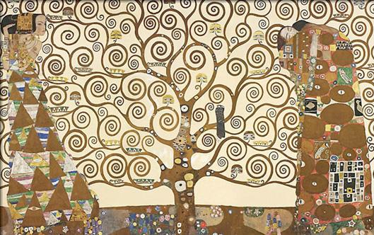 As obras de Gustav Klimt