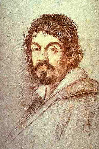 As obras de Caravaggio