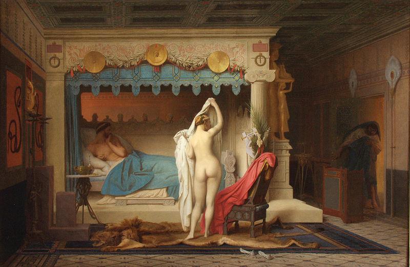 """""""Le roi Candaules"""" (1859)"""