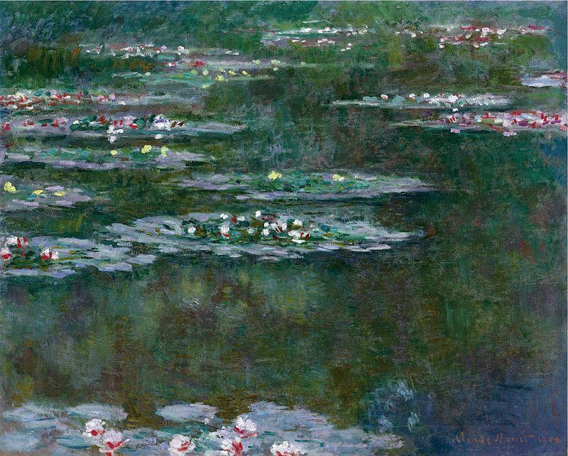 """Nenúfares"" (1904)"