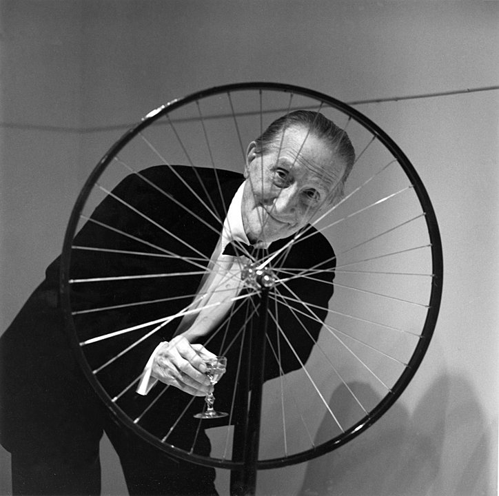 As obras de Marcel Duchamp
