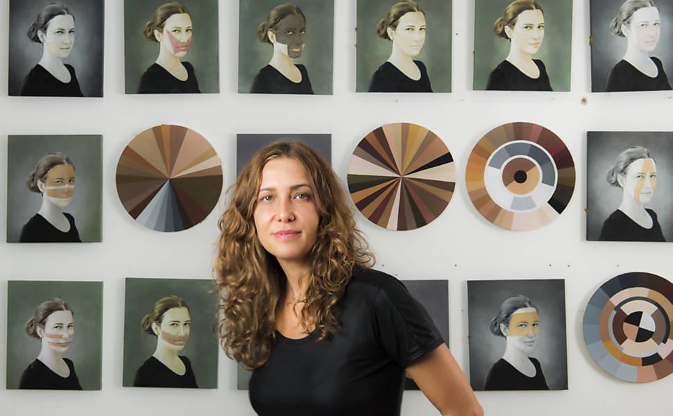 Grandes artistas brasileiros: Adriana Varejão