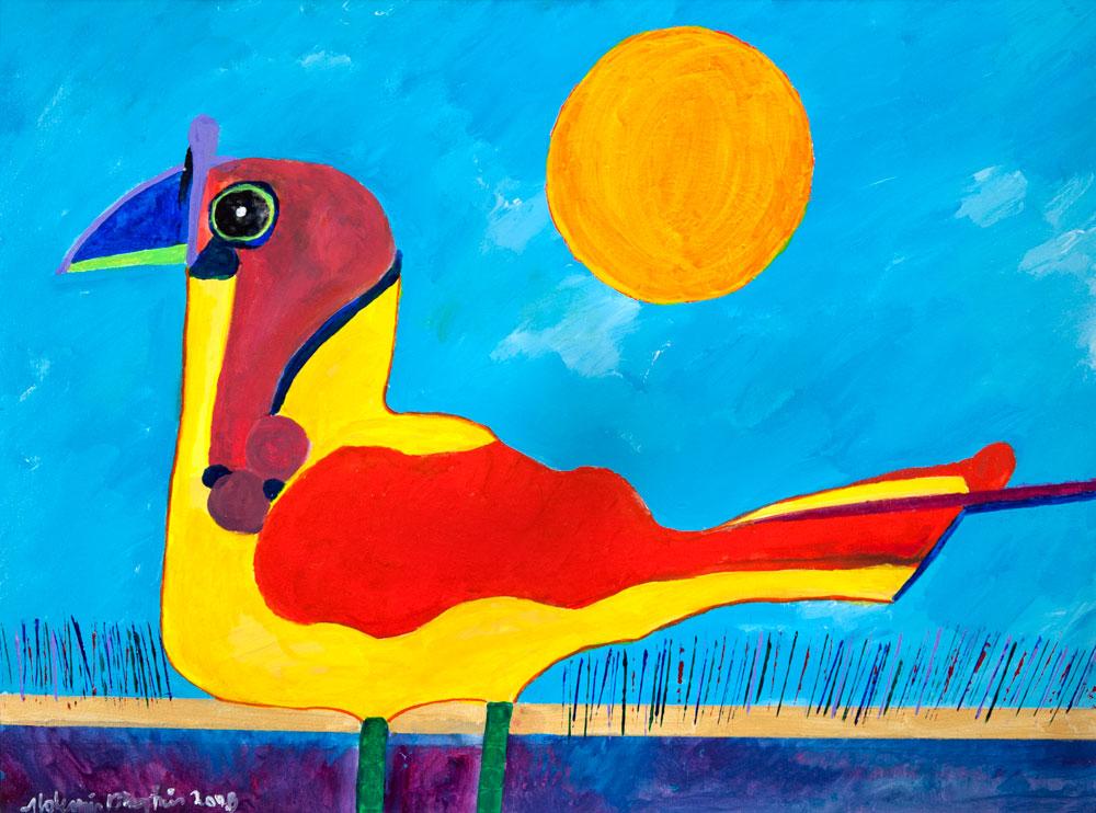 Grandes artistas brasileiros: Aldemir Martins