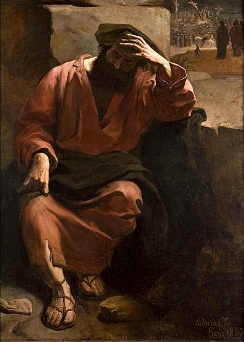 Remorso de Judas (1880)