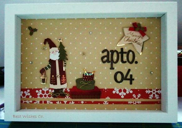 Quadros decorativos natalinos: onde colocar?