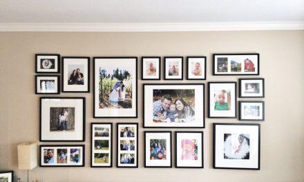 Gallery Wall, aprenda a criar uma