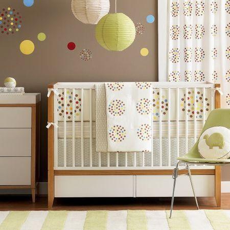 Dicas para decorar um quarto de bebê neutro